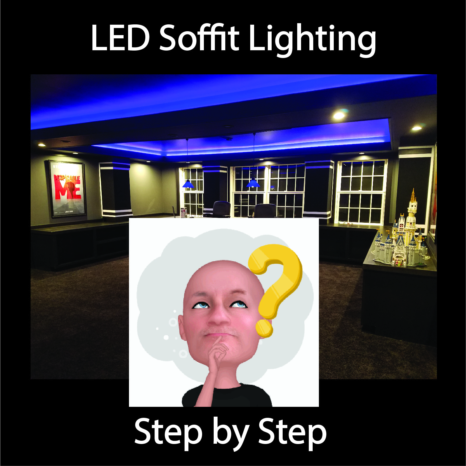 Led Soffit Lighting Learn How To Build Your Own Smart